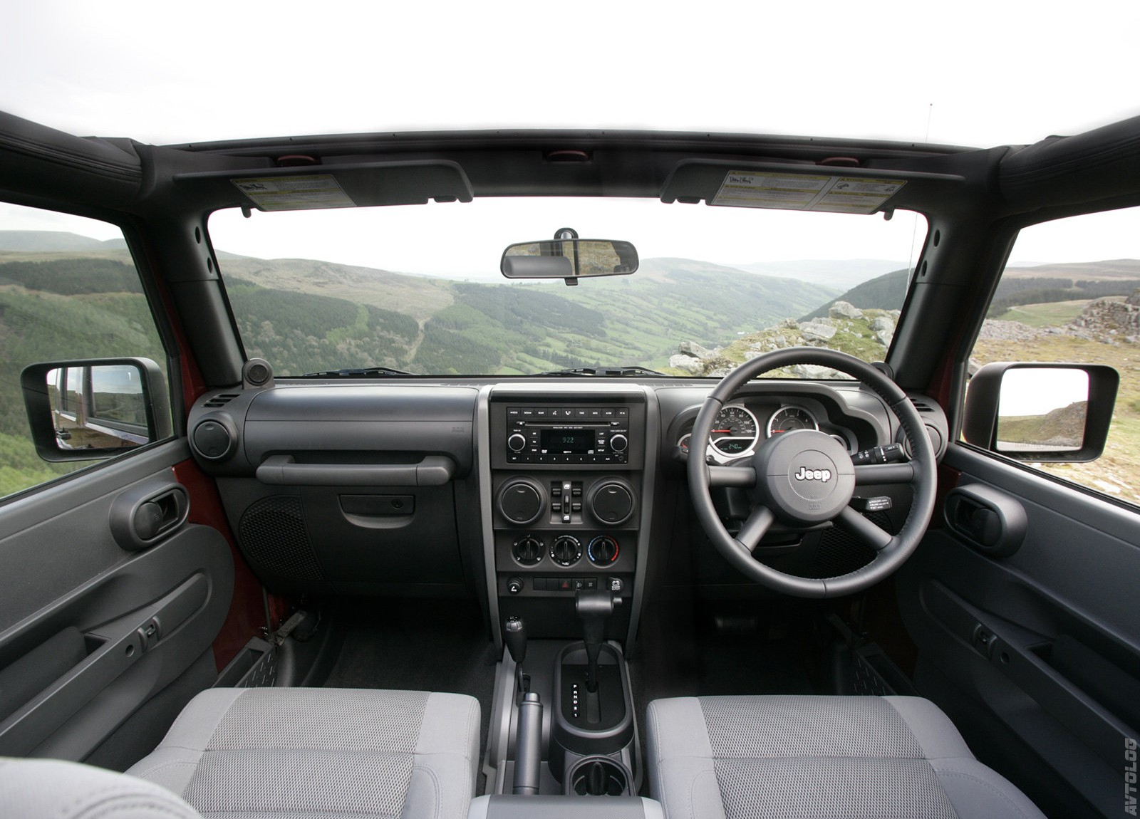 2008 Jeep Wrangler UK Version photo - 3