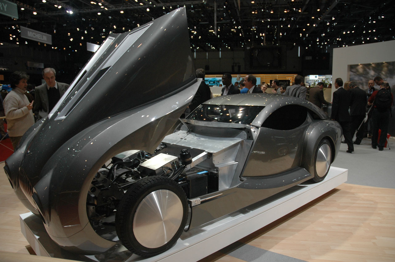 2008 Morgan LifeCar Concept photo - 3