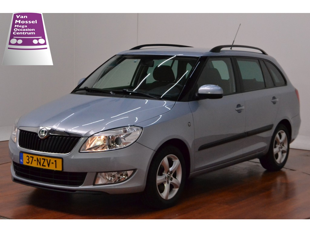 2008 Skoda Fabia Combi GreenLine photo - 2