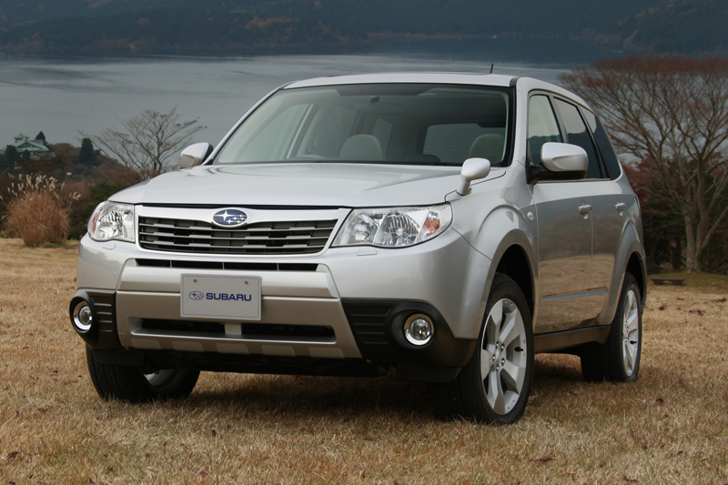 2008 Subaru Forester photo - 1