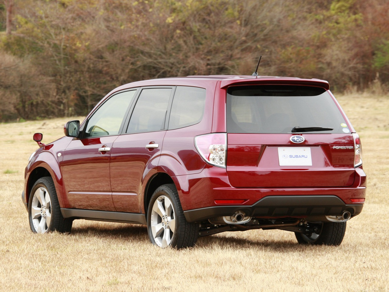 2008 Subaru Forester photo - 2