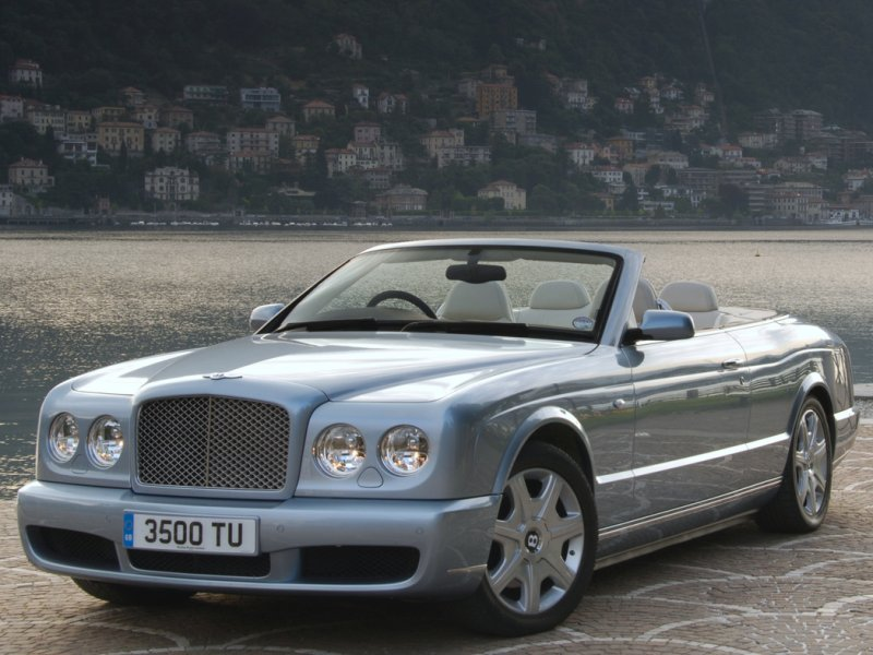 2009 Bentley Azure T photo - 1