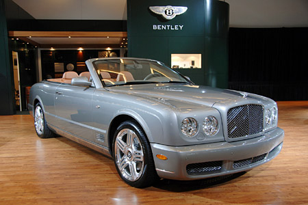 2009 Bentley Azure T photo - 3