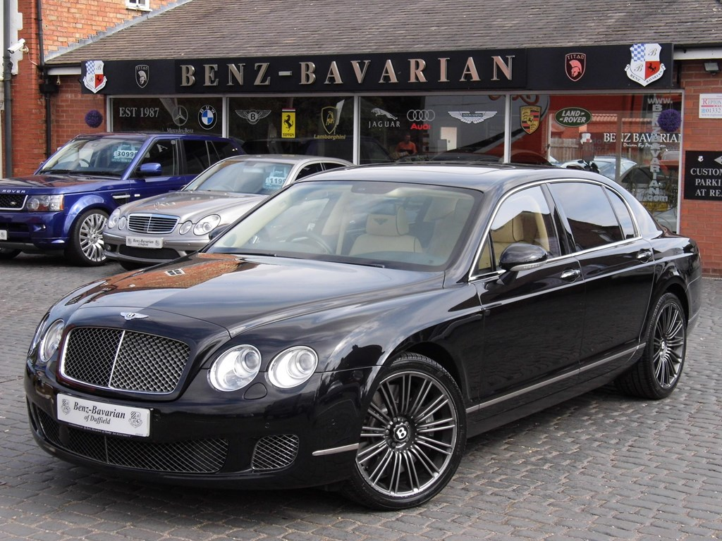 2009 Bentley Continental Flying Spur photo - 1