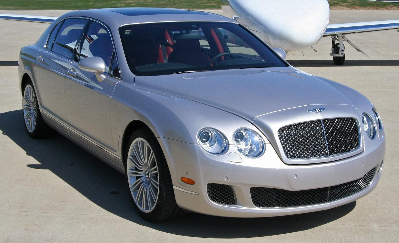 2009 Bentley Continental Flying Spur photo - 2