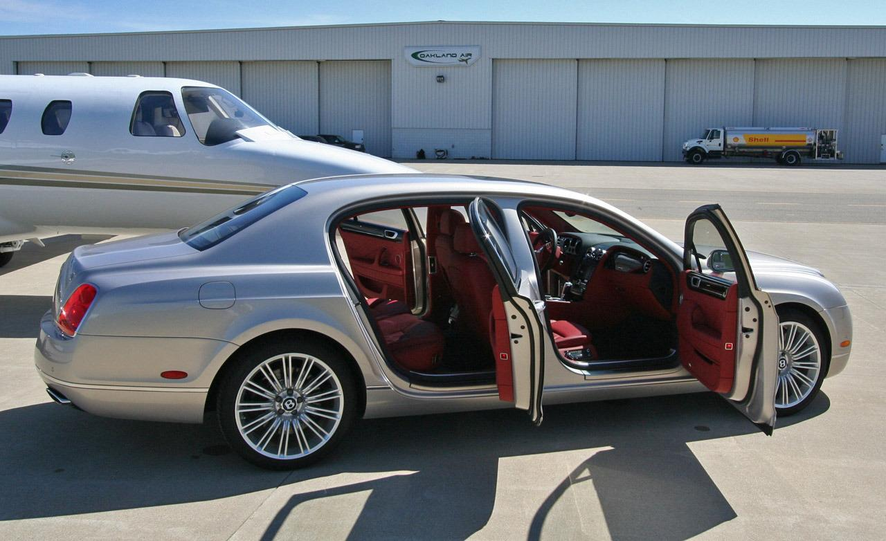 2009 Bentley Continental Flying Spur photo - 3