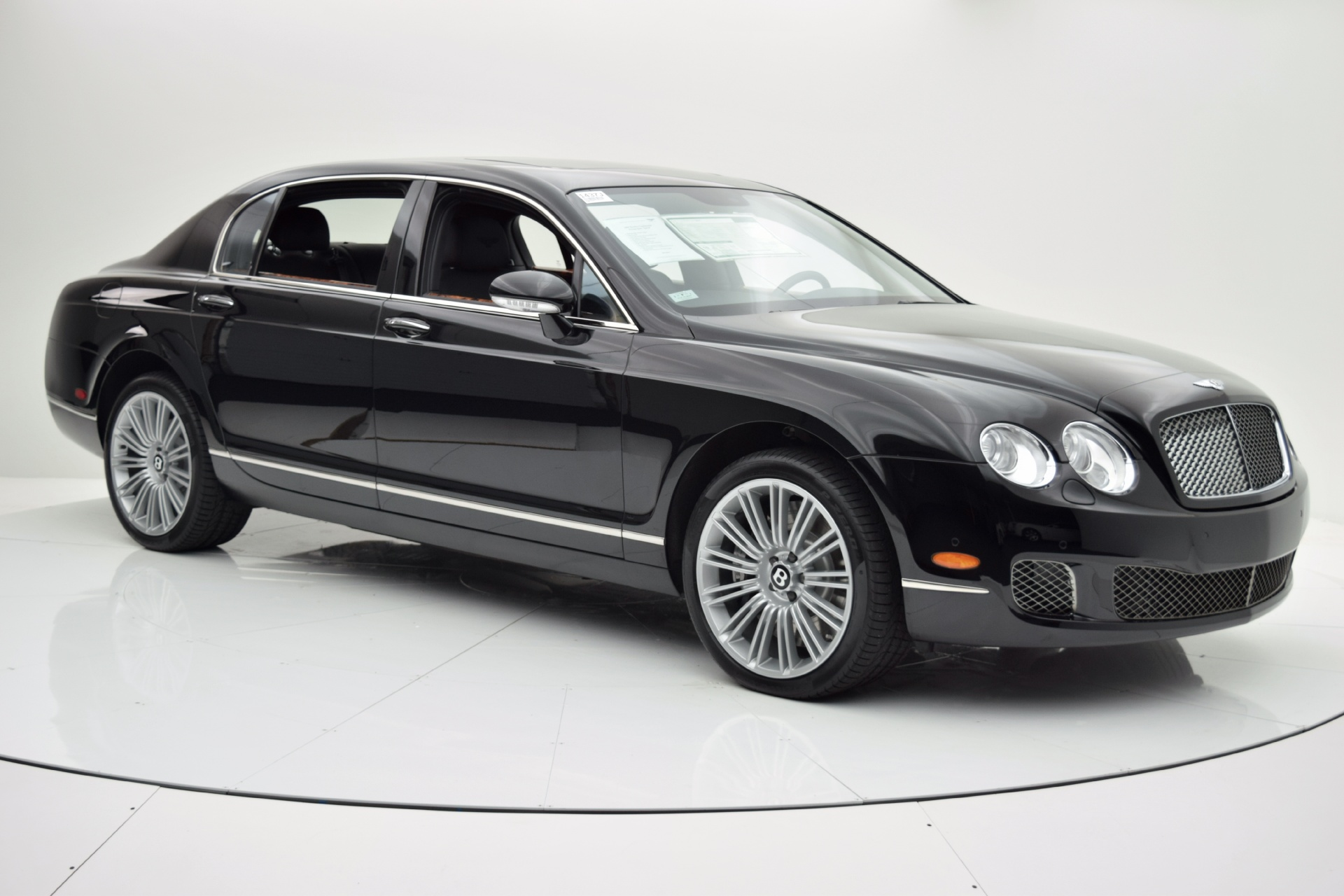2009 Bentley Continental Flying Spur Speed photo - 2