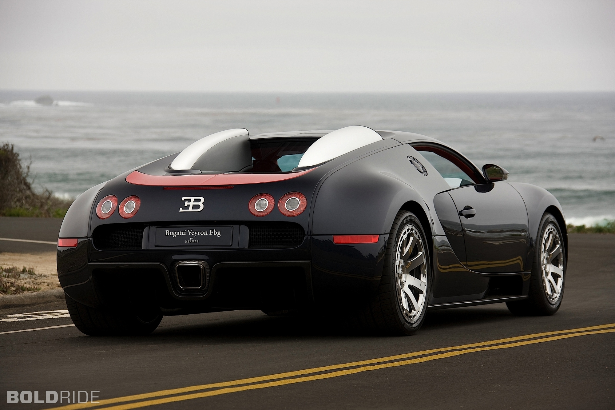 2009 Bugatti Veyron Fbg par Hermes photo - 2