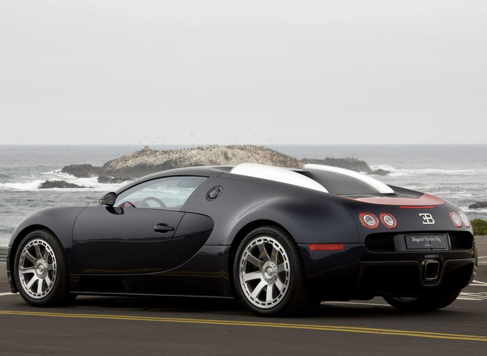 2009 Bugatti Veyron Fbg par Hermes photo - 3