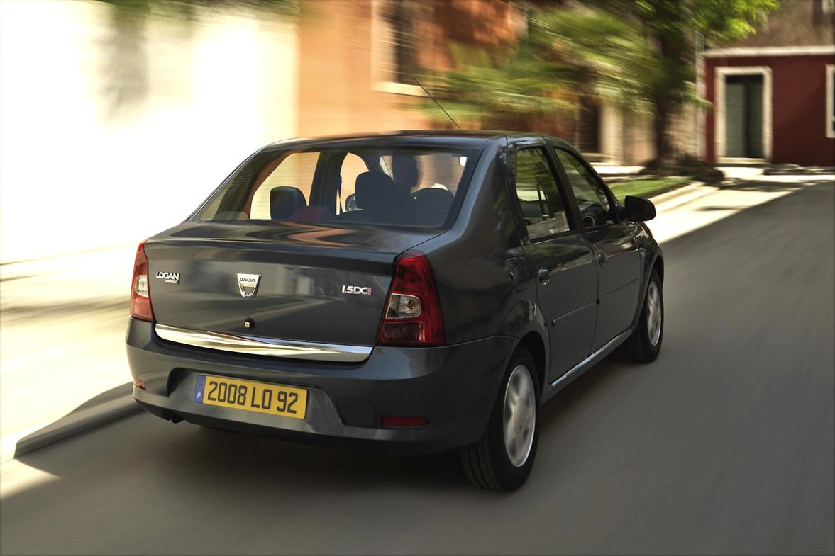 2009 Dacia Logan photo - 1