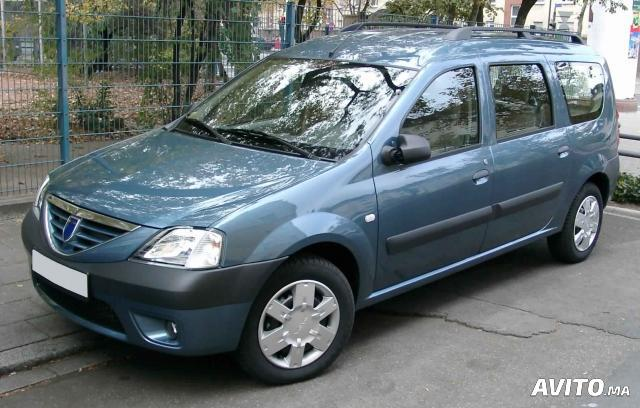 2009 Dacia Logan MCV photo - 3