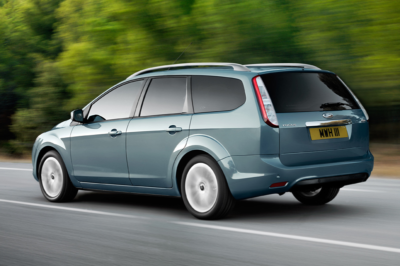 2009 Ford Focus X Road photo - 3