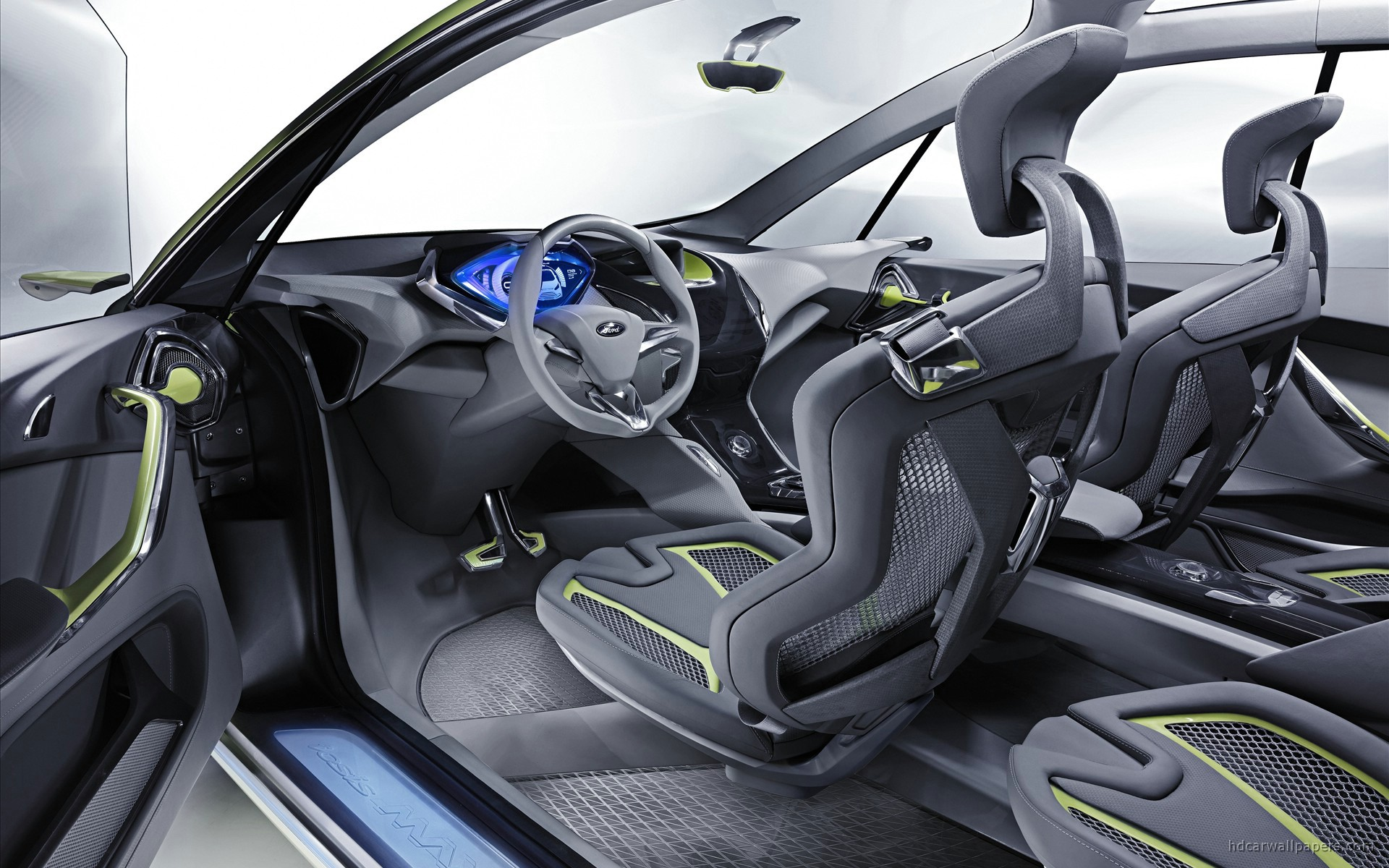 2009 Ford iosis MAX Concept photo - 1