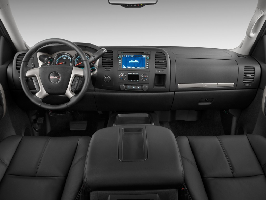 2009 GMC Sierra Hybrid Crew Cab photo - 3