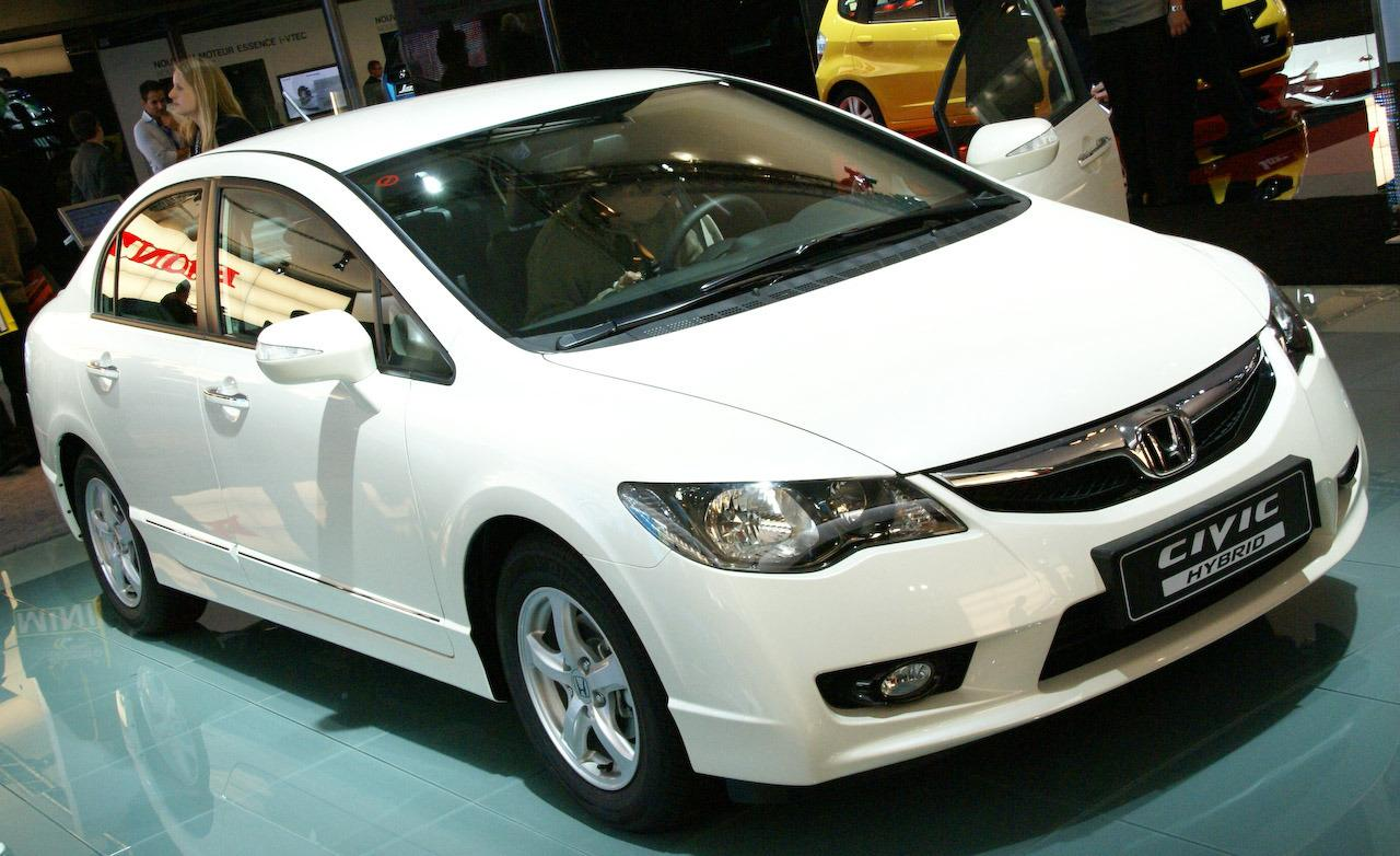 2009 Honda Civic Hybrid photo - 1