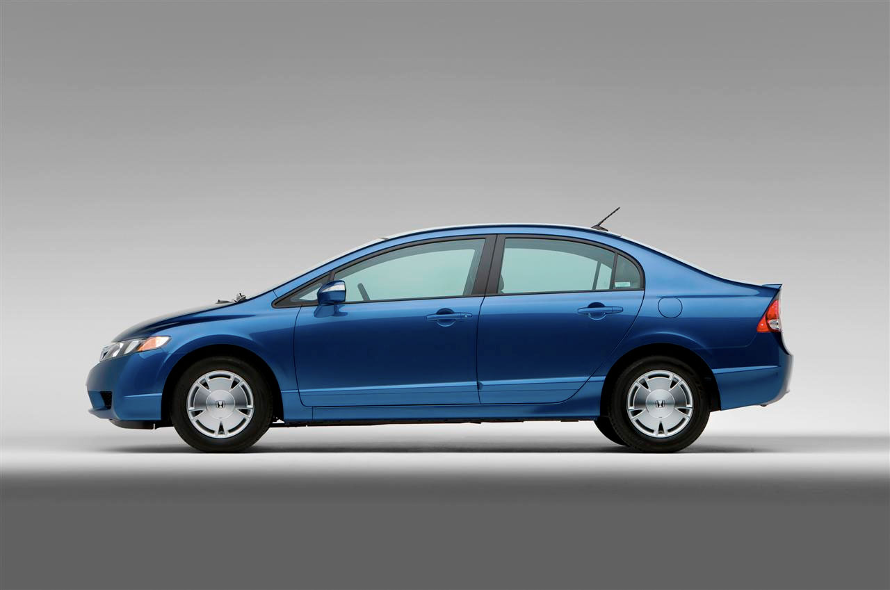 2009 Honda Civic Hybrid photo - 2