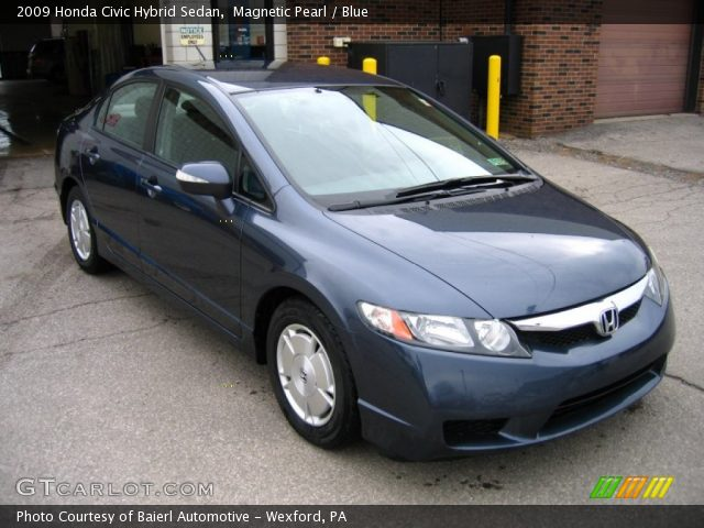 2009 Honda Civic Hybrid photo - 3