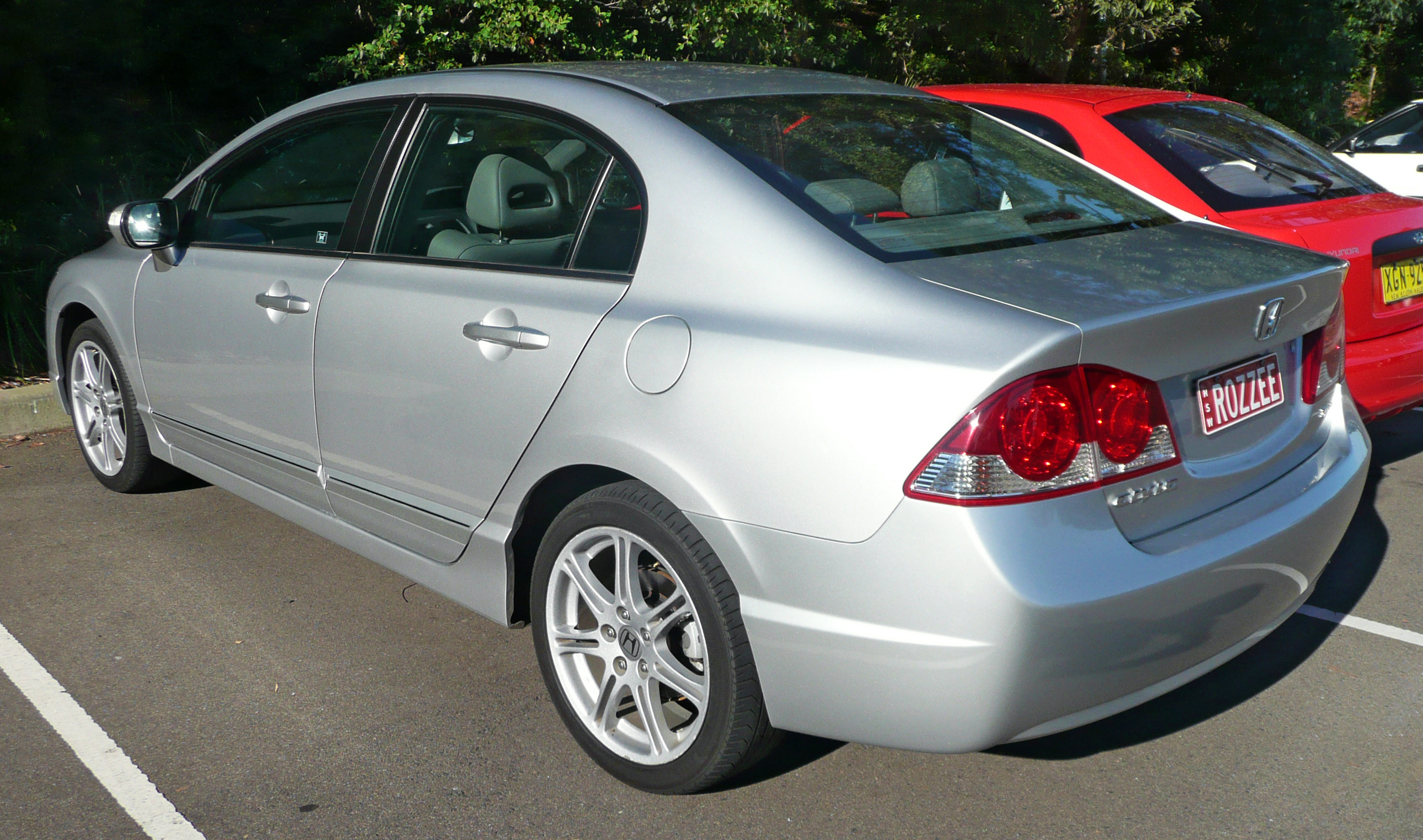 2009 Honda Civic Sedan photo - 1