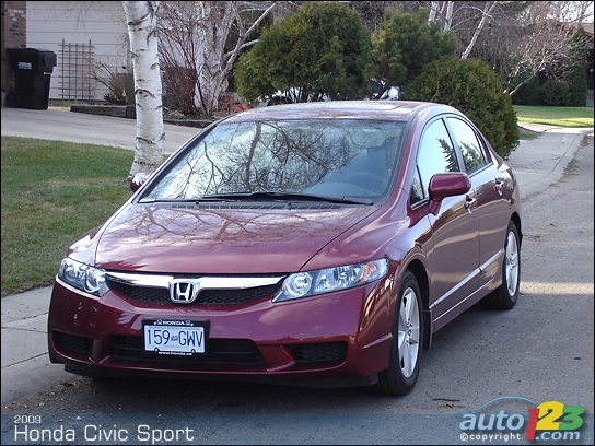 2009 Honda Civic Sedan photo - 2