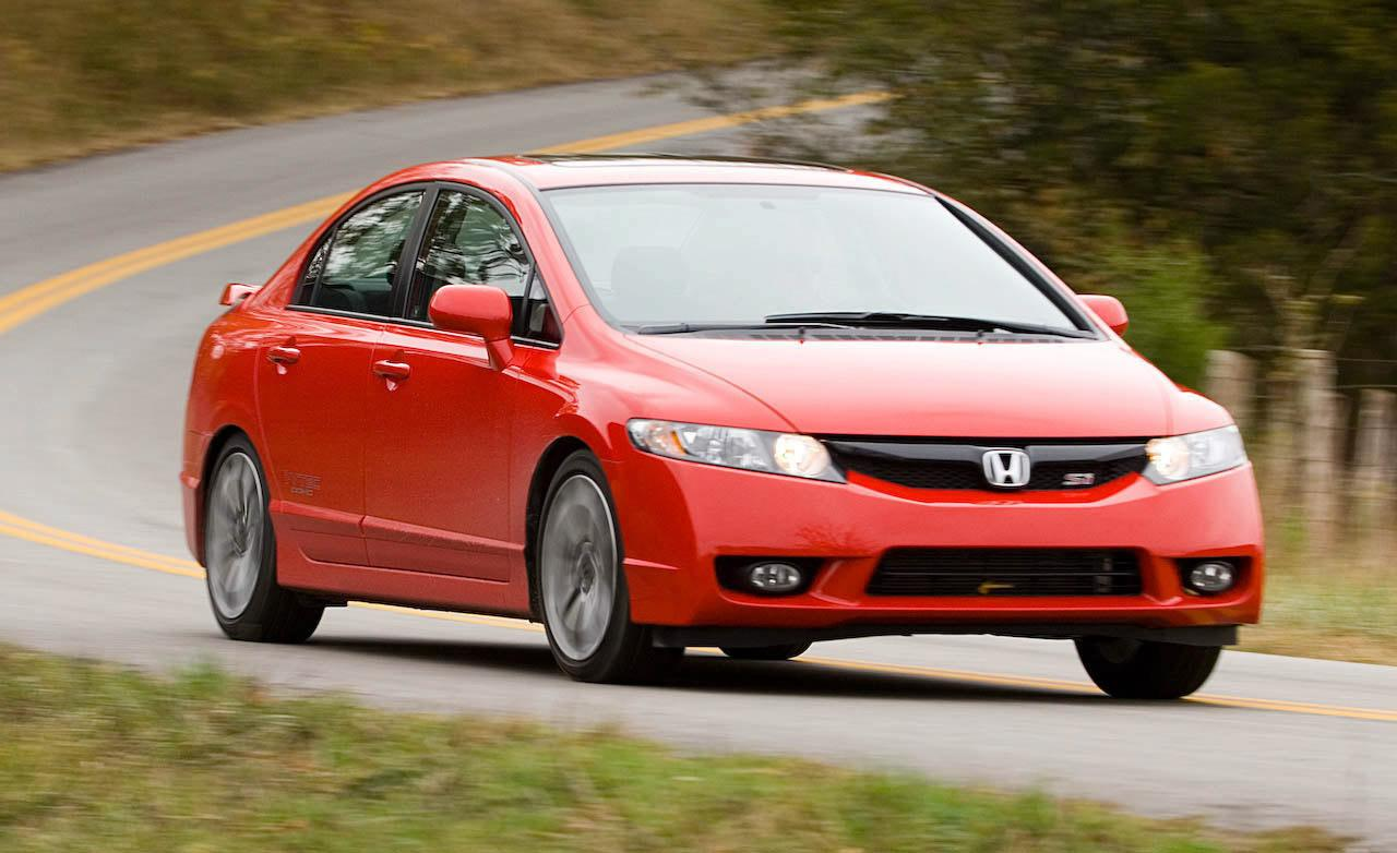 2009 Honda Civic Sedan photo - 3