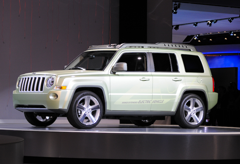 2009 Jeep Patriot EV photo - 2