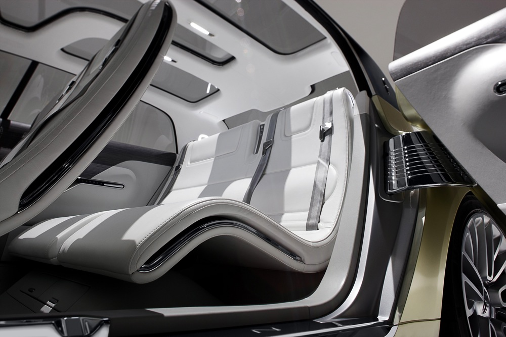 2009 Lincoln Mk9 Concept Car Pictures