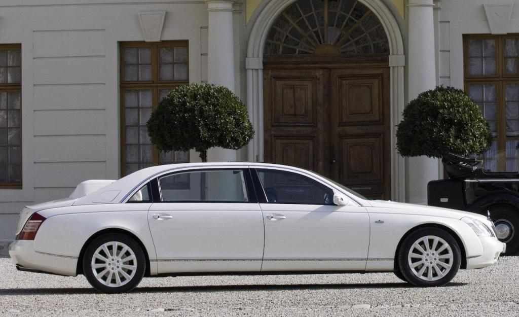2009 Maybach Landaulet photo - 2
