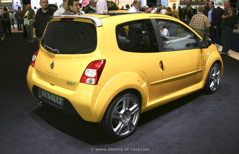2009 renault twingo rs car photos catalog 2018. Black Bedroom Furniture Sets. Home Design Ideas