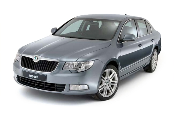 2009 Skoda Superb photo - 1