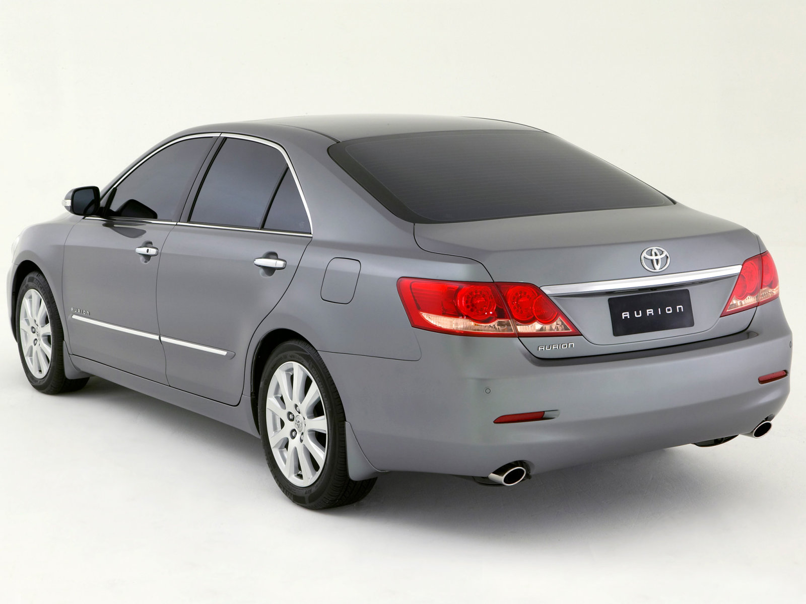 2009 Toyota Aurion photo - 2