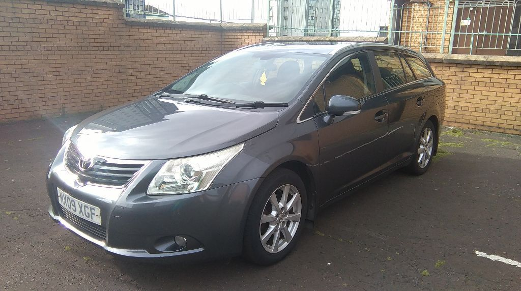 2009 Toyota Avensis Tourer photo - 1