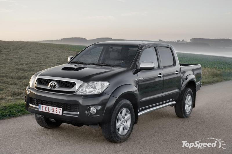 2009 Toyota Hilux photo - 1