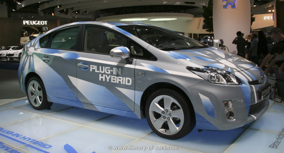2009 Toyota Prius Plug in Hybrid Concept photo - 2