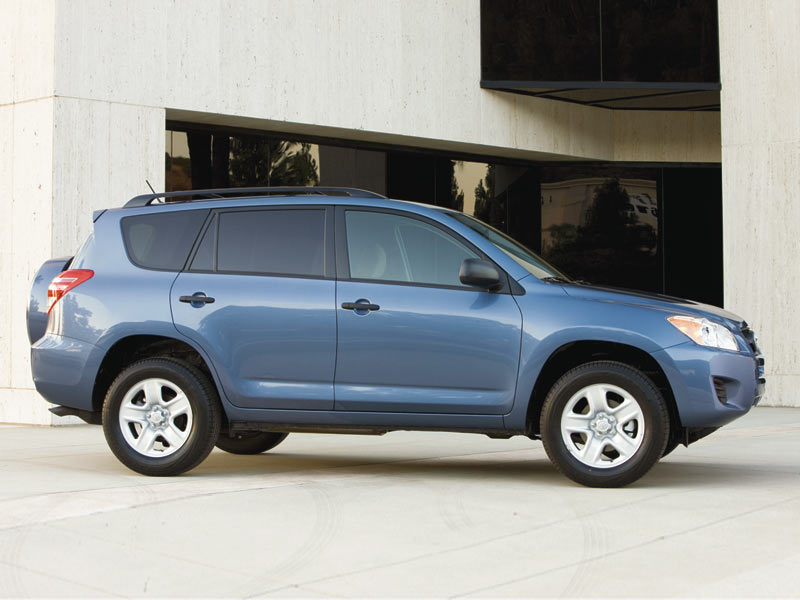 2009 Toyota RAV4 photo - 1