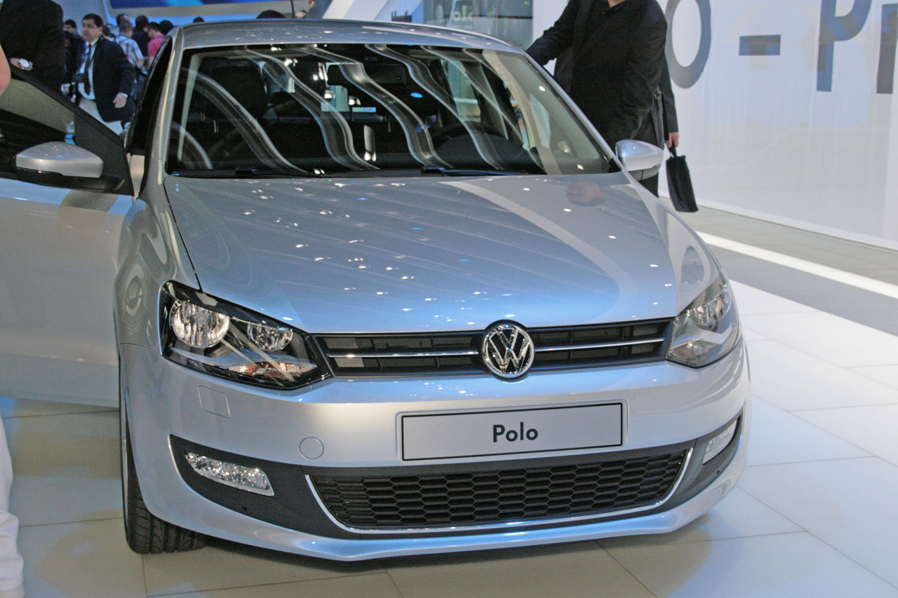 2009 Volkswagen Polo BlueMotion Concept photo - 2