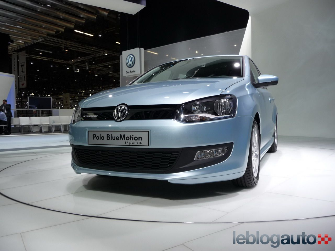 2009 Volkswagen Polo BlueMotion Concept photo - 3