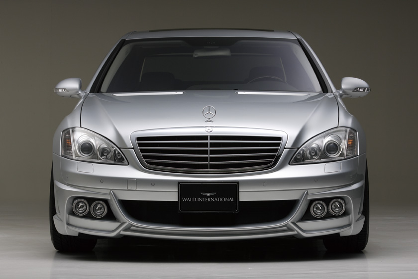 2009 Wald Mercedes Benz S Class W221 Black Bison Car Photos