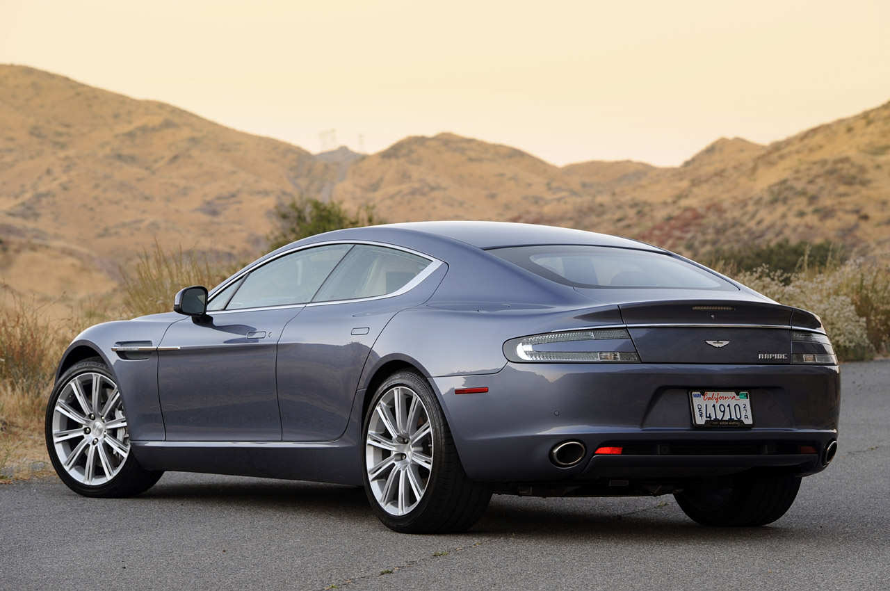 2010 Aston Martin Rapide photo - 3