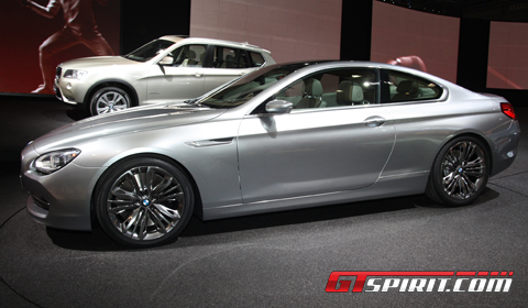 2010 BMW 6 Series Coupe Concept photo - 2