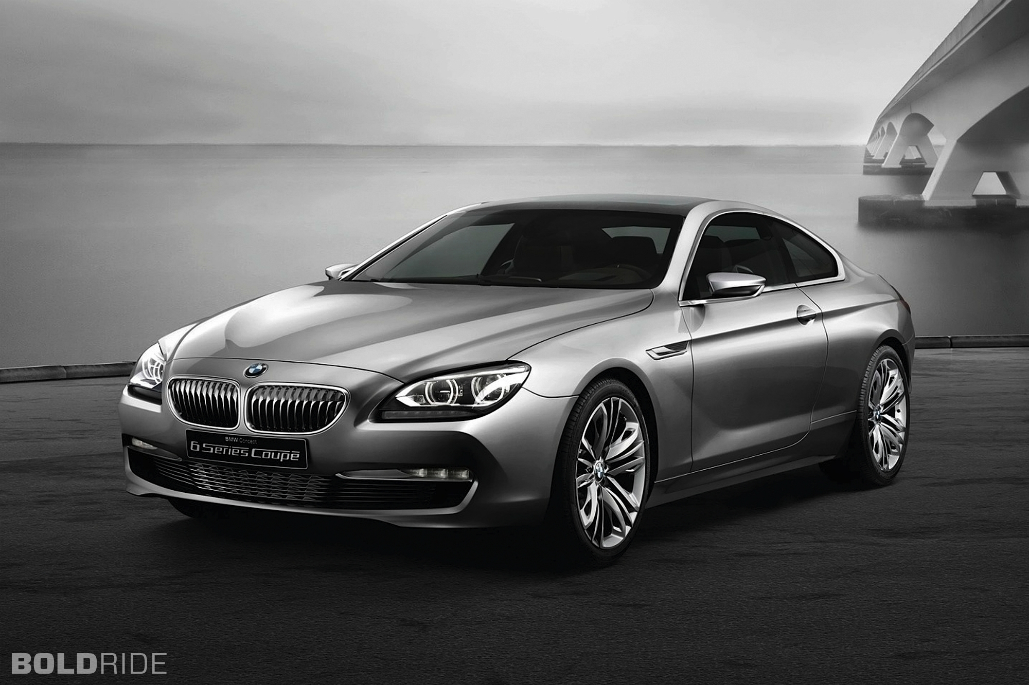 2010 BMW 6 Series Coupe Concept photo - 3