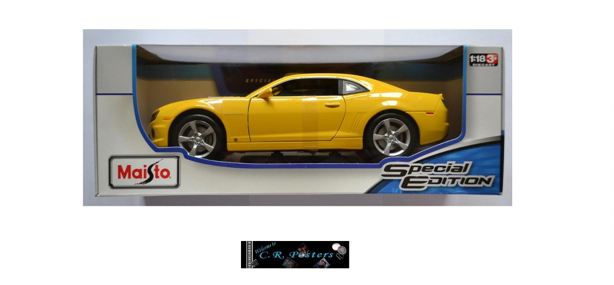 2010 Chevrolet Camaro Transformers photo - 1