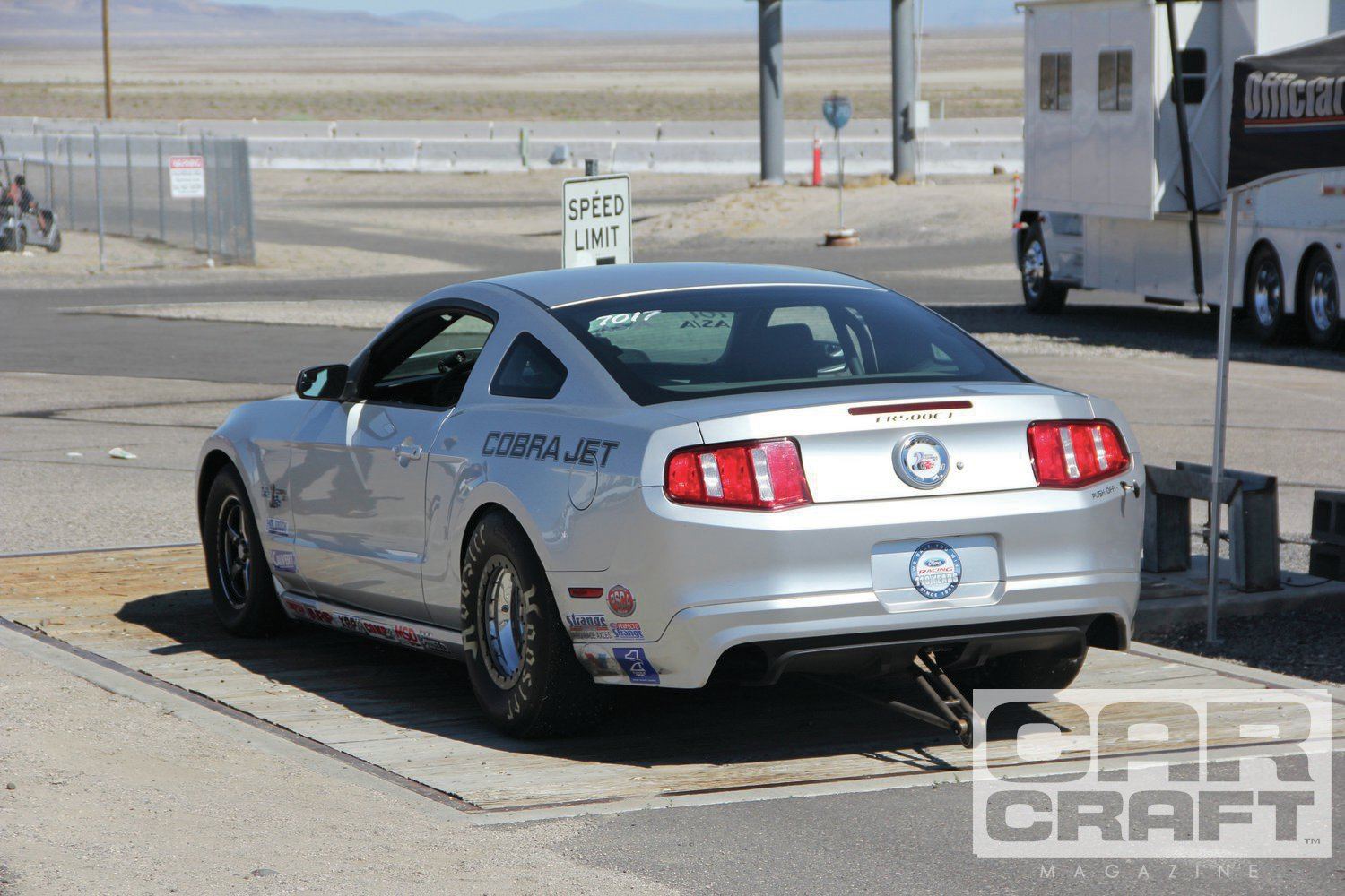 2010 Ford Mustang Cobra Jet photo - 1
