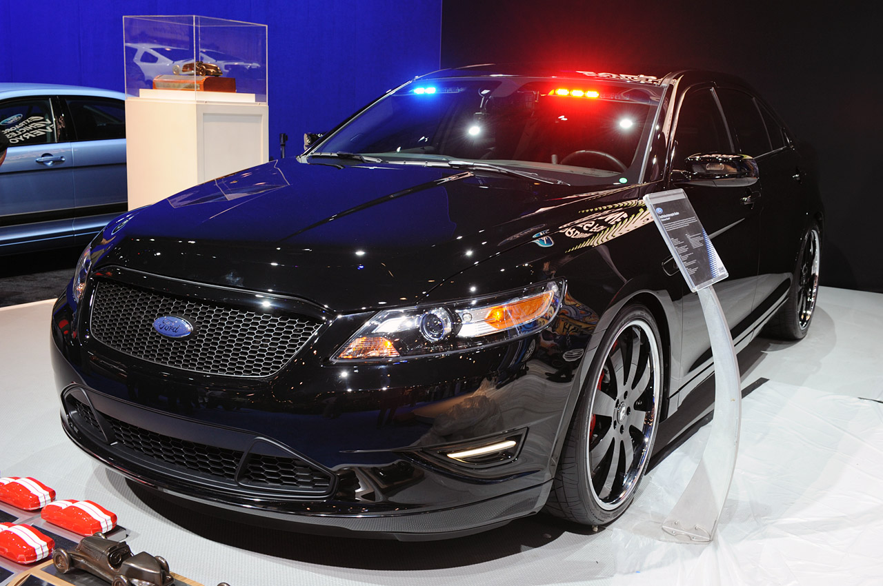 2010 Ford Police Interceptor Concept | Car Photos Catalog 2019