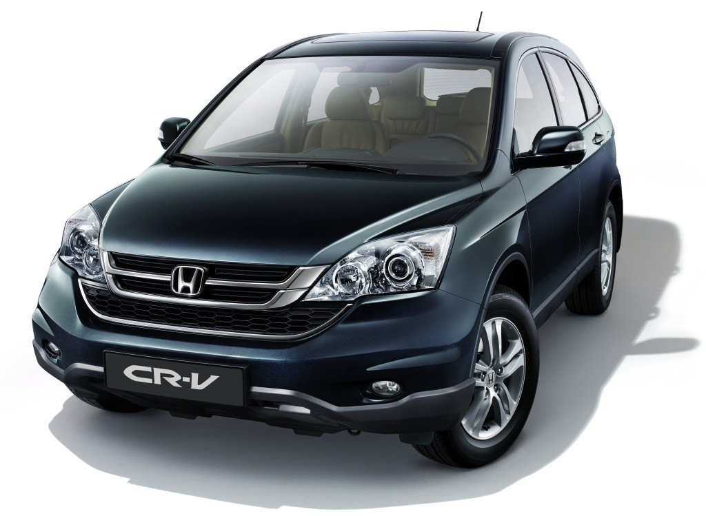 2010 Honda CR V photo - 2