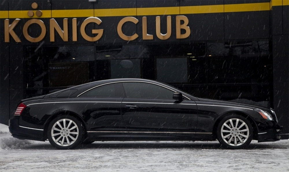 2010 Maybach Xenatec Coupe photo - 1