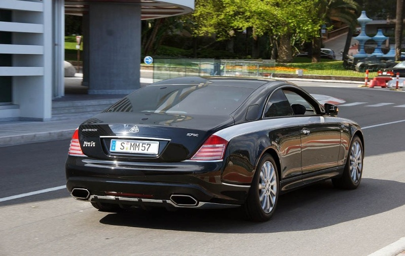 2010 Maybach Xenatec Coupe photo - 3