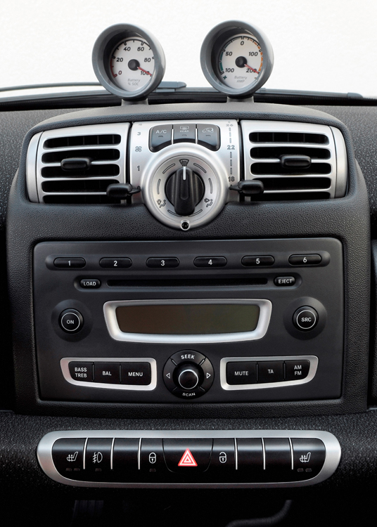 2010 Smart fortwo electric drive photo - 1