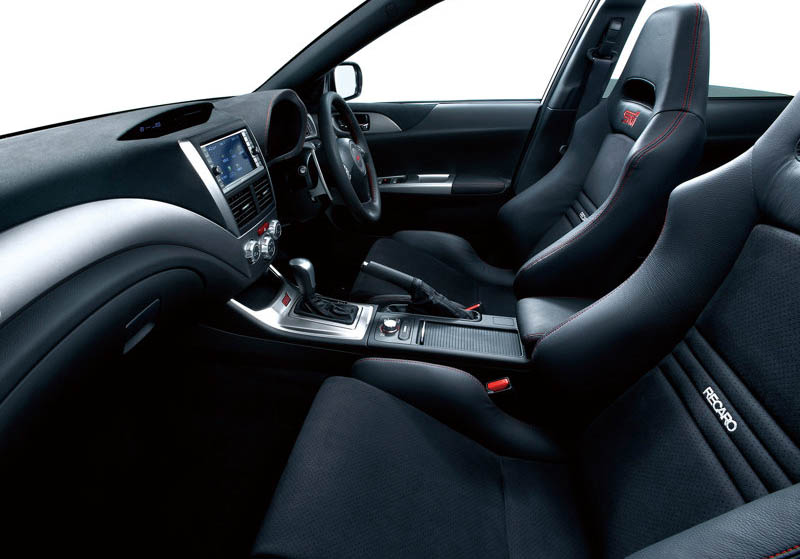 2010 Subaru Impreza WRX STI Carbon Concept photo - 1