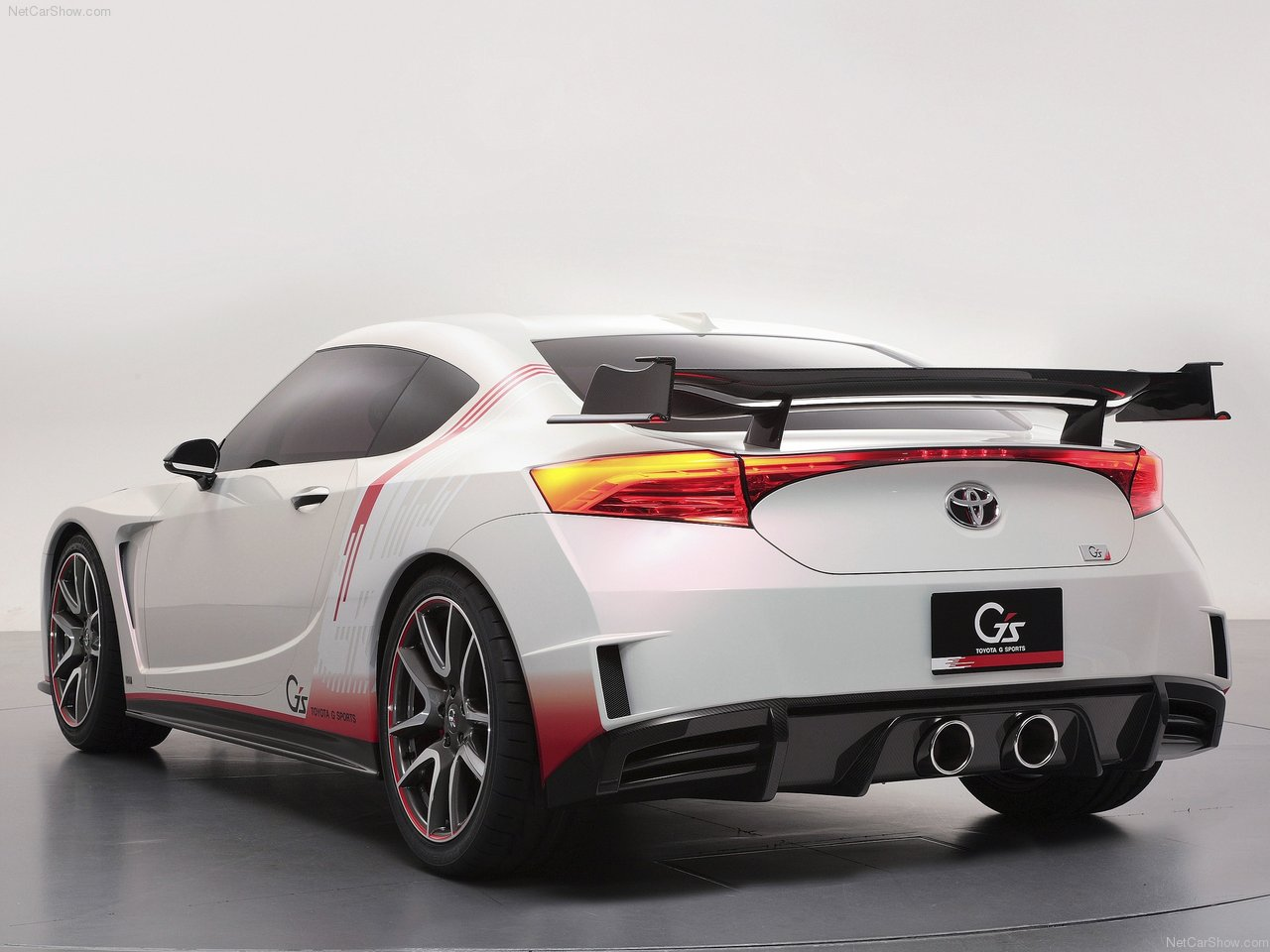 2010 Toyota FT 86G Sports Concept photo - 1