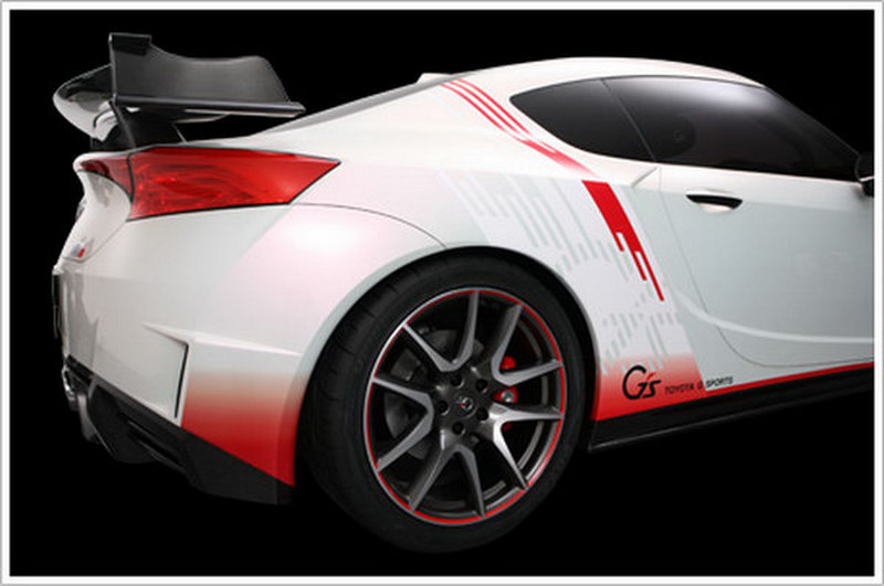 2010 Toyota FT 86G Sports Concept photo - 2